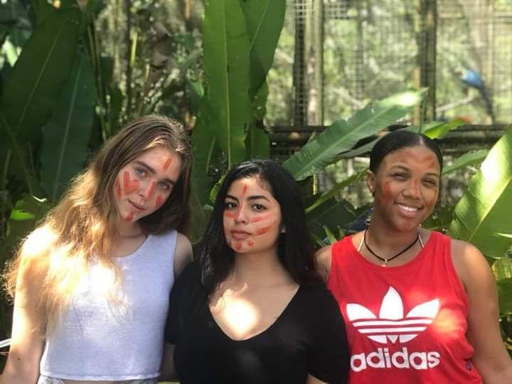 Princesas amazonas