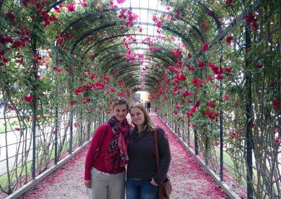 S Lucy ve Vídni