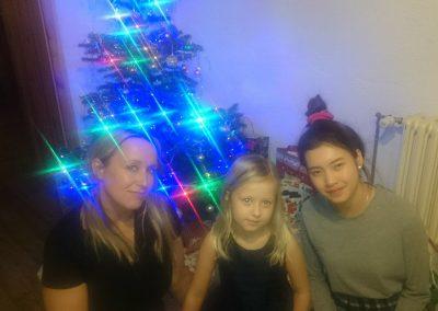 Vánoce po česko-thajsku