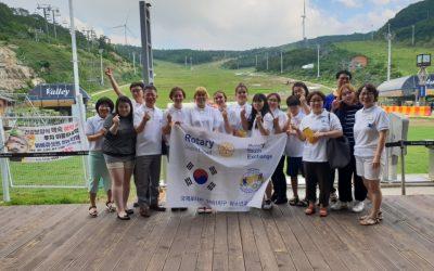 První seznamování s Jižní Koreou