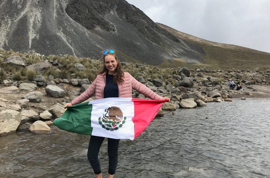 2 měsíce v Mexiku