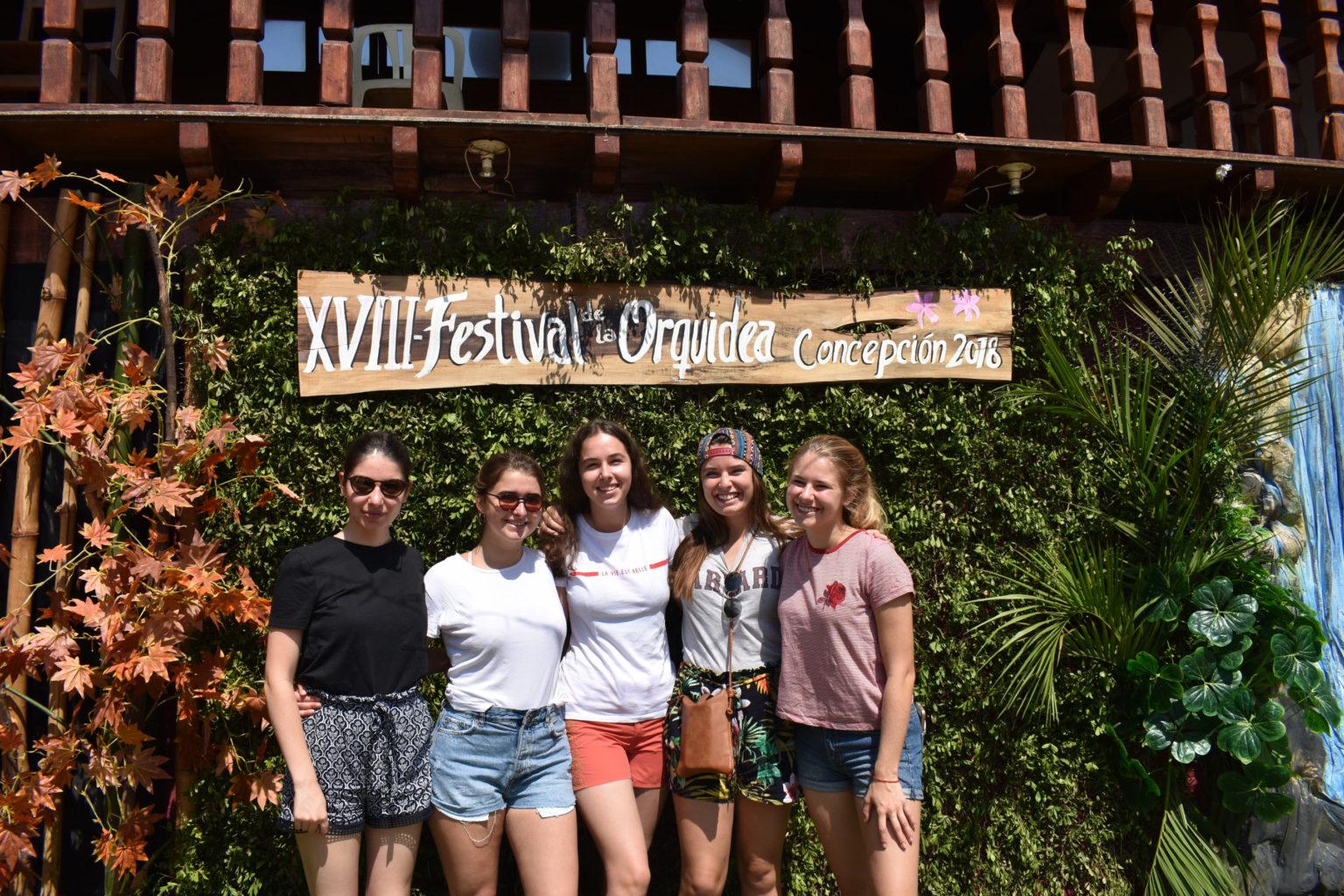 Santa Cruz, Chiquitania a festival orchideí