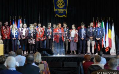 Distriktní konference v Kanadě