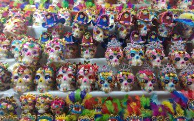 Día de los Muertos aneb den mrtvých v Mexiku