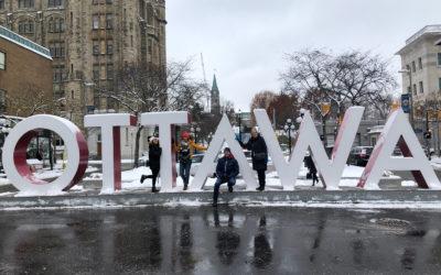 Víkend v Ottawě