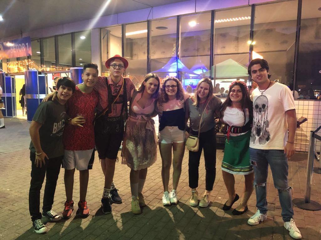 Oktoberfest v Brazílii