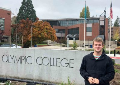 Olympic College a ja