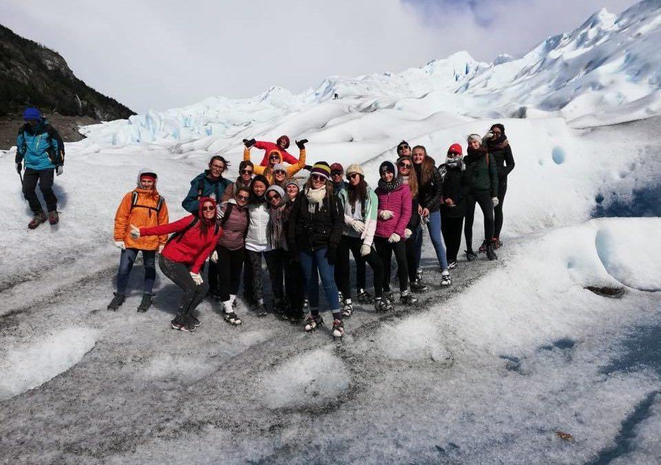 Tučňáci a ledovec aneb jak jsem vyrazila do Patagonie