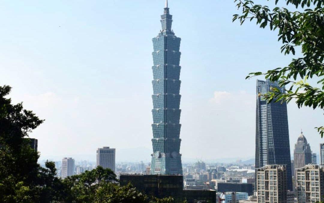 Ročný pobyt na Taiwane v skratke