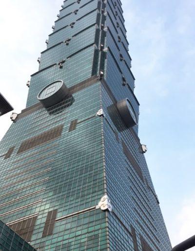Taipei 101 - navyššia budova v hlavnom meste Taipei