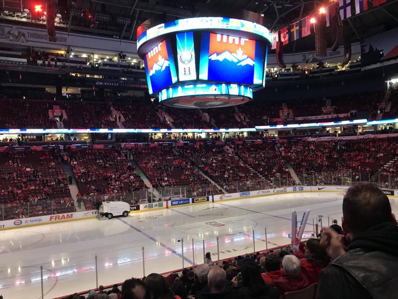 O hokeji, čokoládách a humrovi