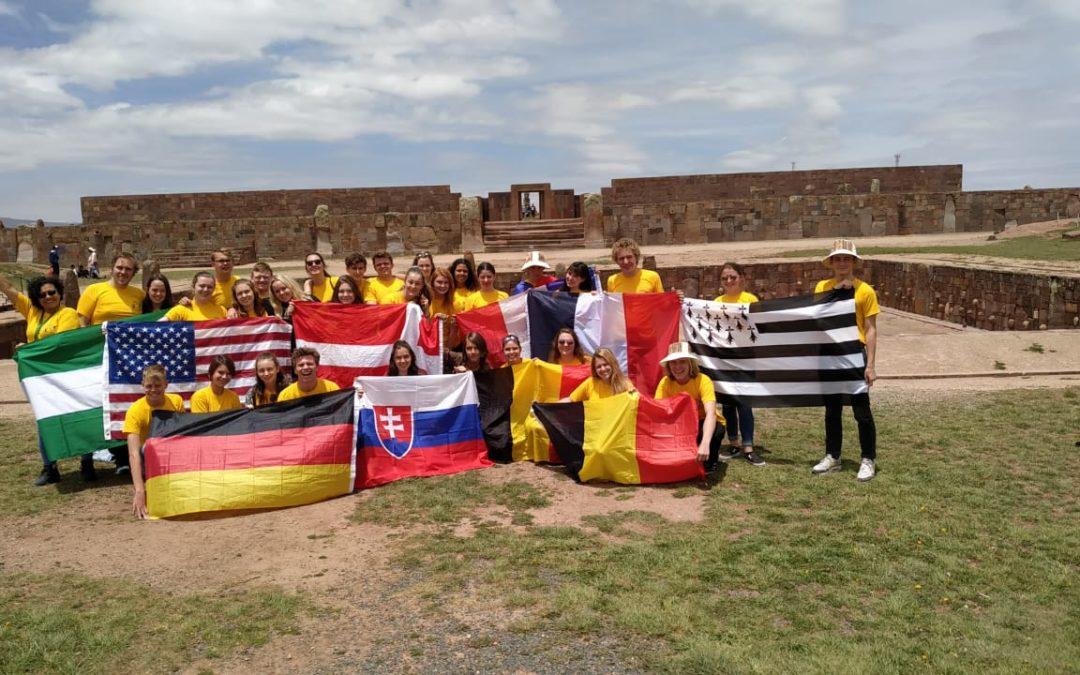 Lanovky ako MHD, Titicaca a Tihuanaku