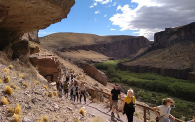 Malby, koně a zábava aneb Patagonie podruhé