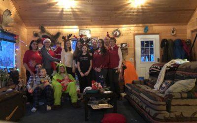 Vánoce na Aljašce