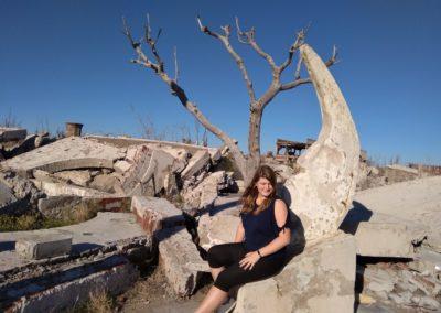 Velikonoce mezi ruinami a na horách