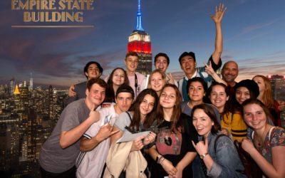 New York City mění životy!