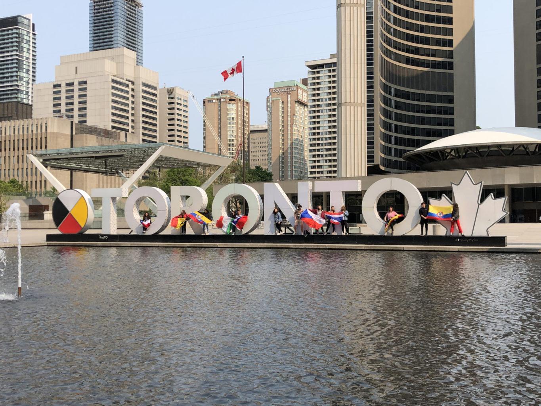 Toronto, Niagárské vodopády a Ottawa