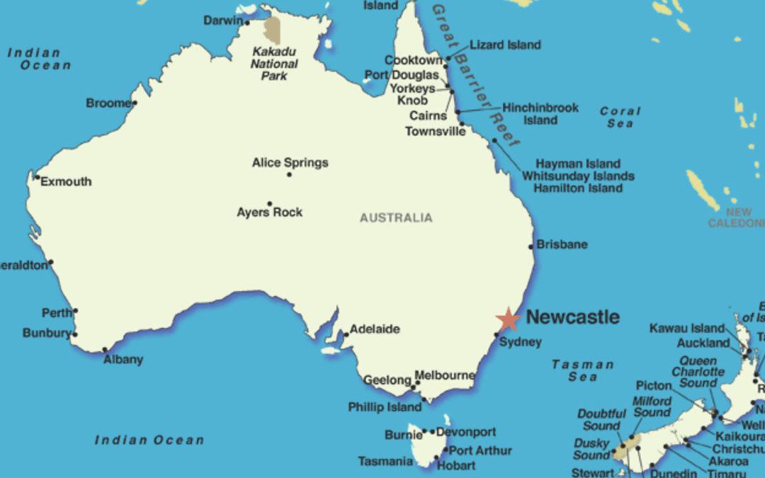 Austrálie - na rok pryč