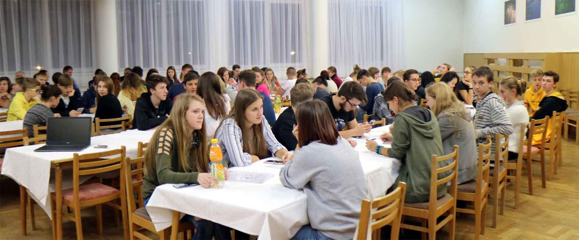 II. Orientation Meeting outboundů z Česka i Slovenska v Trenčíně