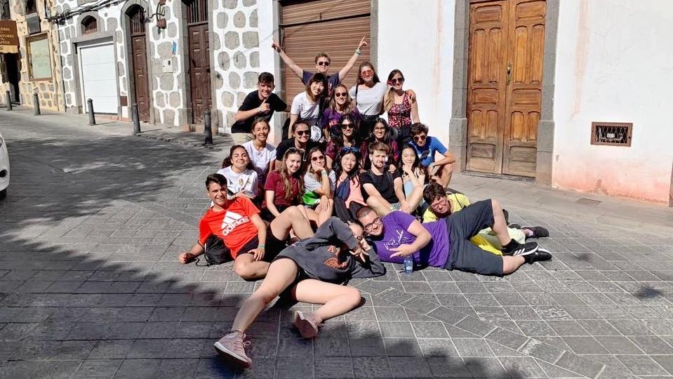 Rôznorodá Gran Canaria