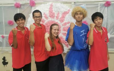 Školní kulturní festival