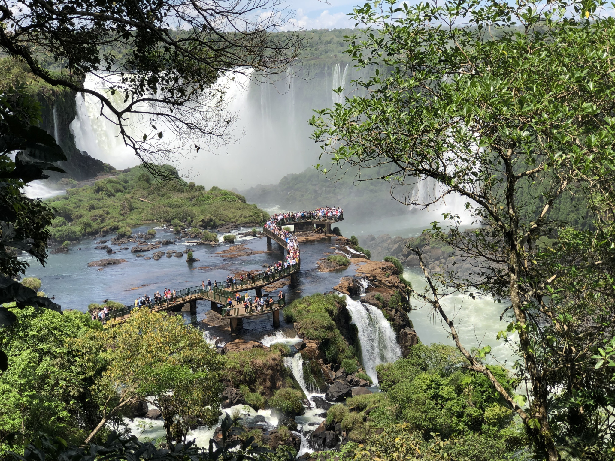 Vodopády Cataratas