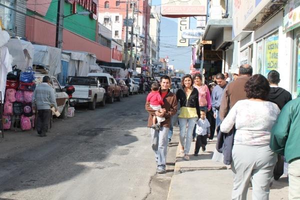 Chudčí oblast v centru města