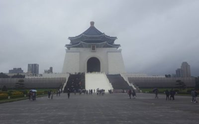 Proč Taiwan?