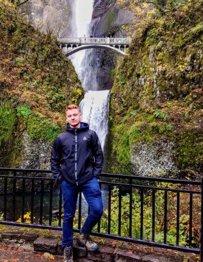 Nádherná príroda Oregonu