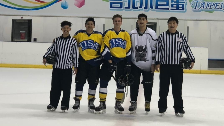 Taiwan, čínština a hokej?!