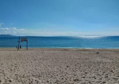Pláž na Okinawě