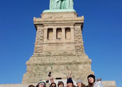 Výlet do NYC