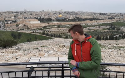 Dobrodružství v Izraeli