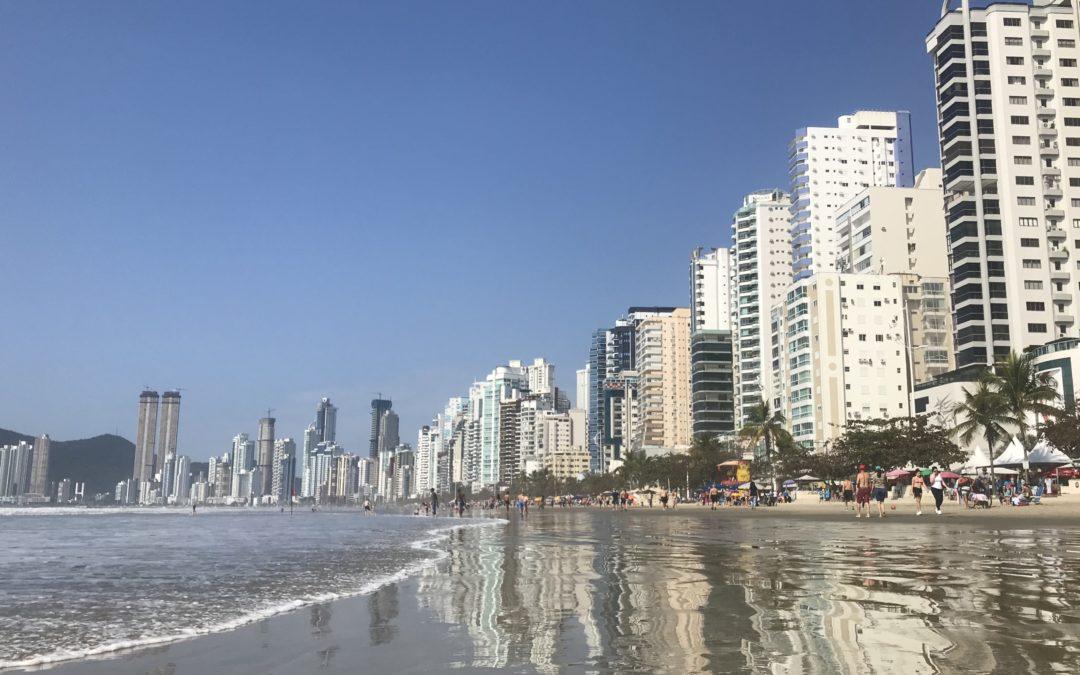 Brazília – Curitiba 2019
