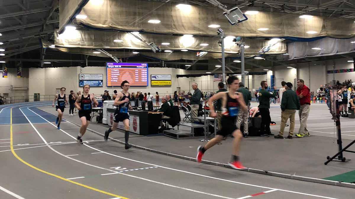 Indoor Track 1