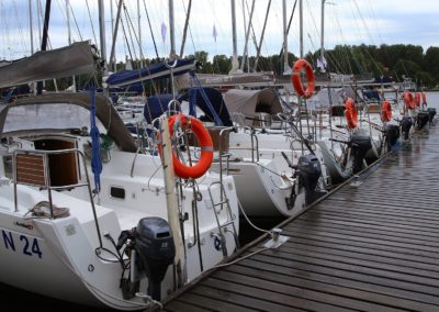 Rotary Sailing Camp Poland 2019