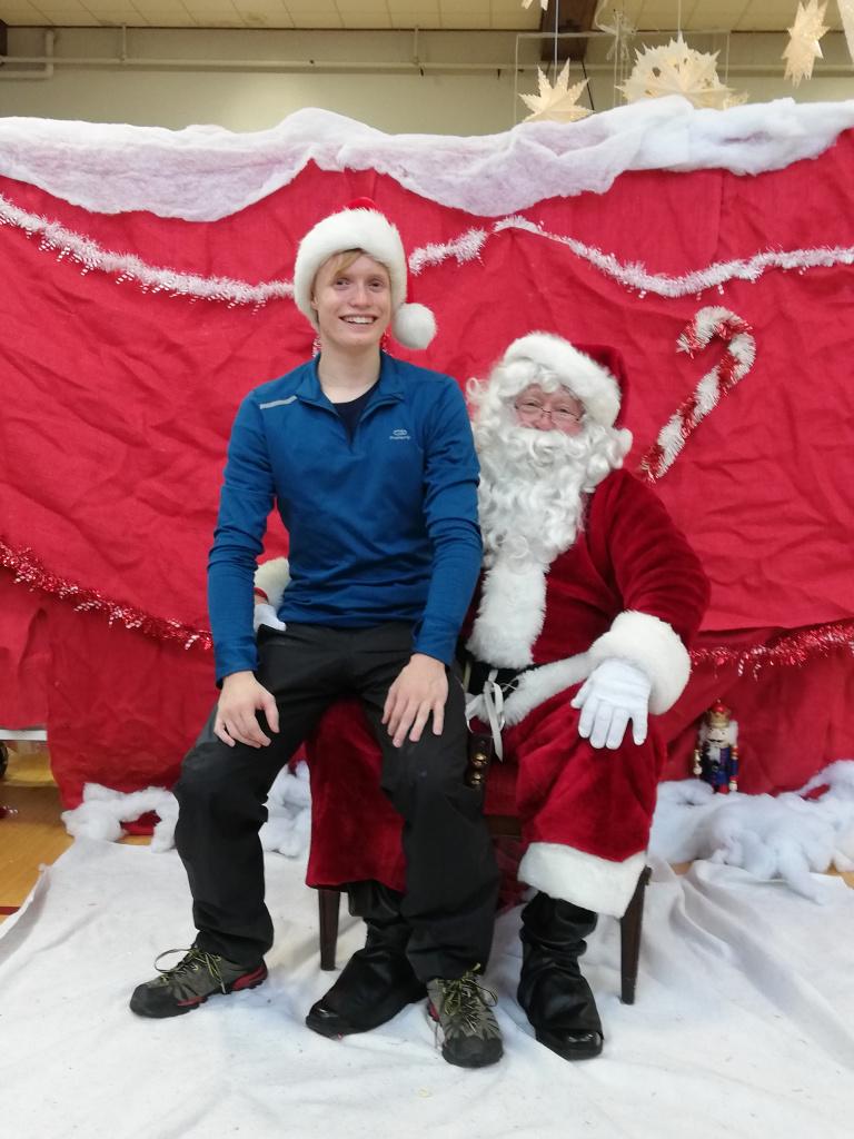 Santa mě vyslyšel