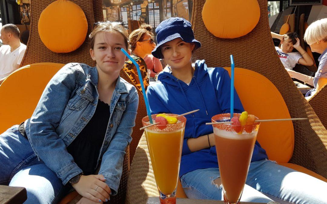 Rodinná výměna: S Marinou v Bretani