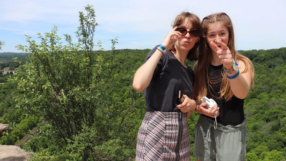Rodinná výměna - prázdniny v Kanadě