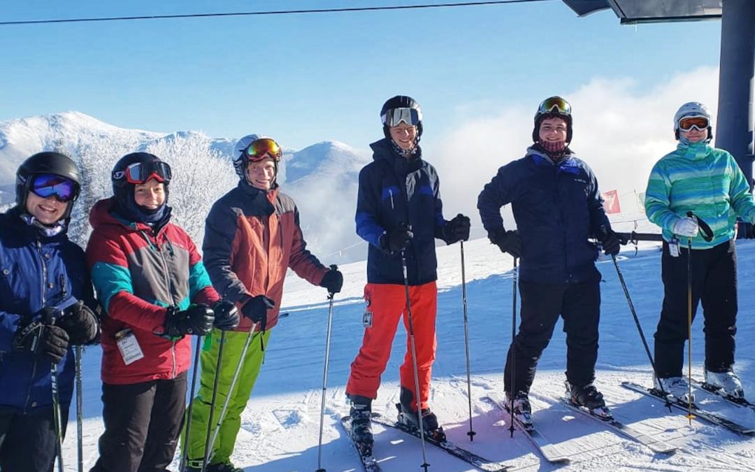 Breton Woods Ski Trip