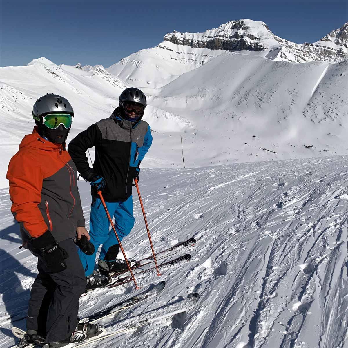 Rotarián Tom mě pravidelně bral lyžovat do hor