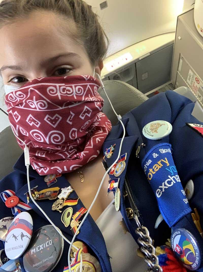 Únik z Kolumbie pred pandémiou