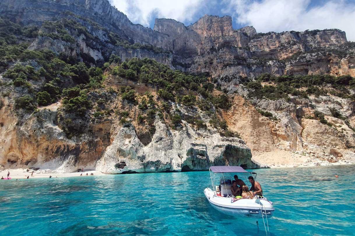 Typický obraz Sardínie